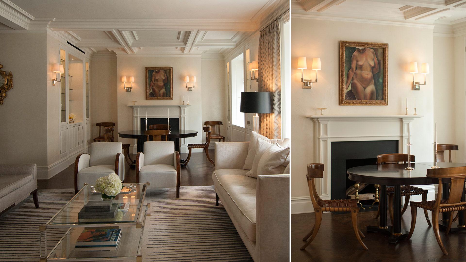 E67 area interior design for Living area interior design